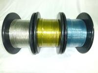 切売り!! N-SKILL 耐熱OFCアーシングケーブル 5.5sq(10ゲージ相当 外径5.1mm)