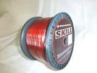 切売電線!! N-SKILL 耐熱OFCパワーケーブル 14sq(6ゲージ相当 外径8.1mm)