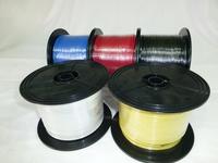 切り売り電線 VAV 0.85sq (自動車用低圧透明二重被覆電線)