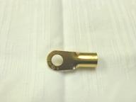 金メッキ丸型端子 R14-6