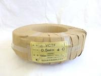 切売り!! VCTF 0.5×4c(ビニルキャブタイヤ丸型コード)