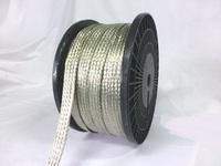 平編銅線 TBC38.0sq(錫メッキ平編銅線)