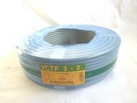 切売り!! VCTF 2.0×3c(ビニルキャブタイヤ丸型コード)