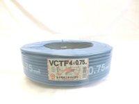 切売り!! VCTF 0.75×4c(ビニルキャブタイヤ丸型コード)