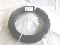 銅バインド用被覆線(BCV) 0.9mm 300m巻 黒色