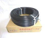 同軸ケーブル 75Ω 充実型 3C−2V(C) 100m巻