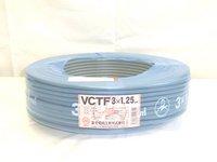 VCTF 1.25×3c(ビニルキャブタイヤ丸型コード) 100m巻