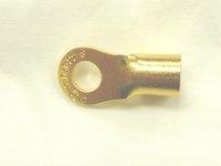 金メッキ丸型端子 R22-8