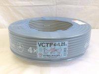 切売り!! VCTF 1.25×4c(ビニルキャブタイヤ丸型コード)