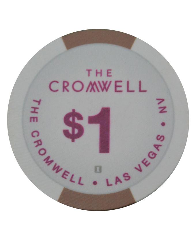 Las Vegas Casino Chip $1 Cromwell